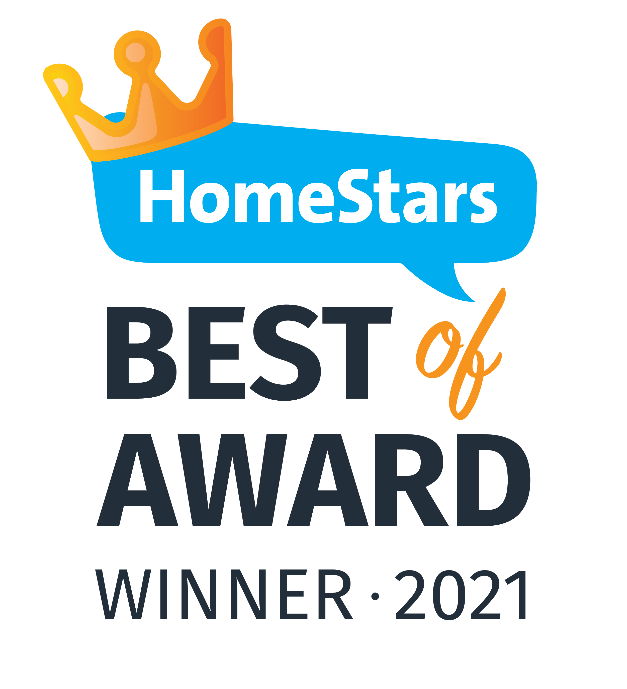 Home Stars Best of Award 2021
